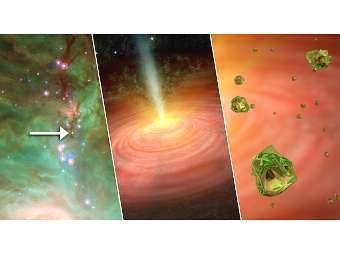 Вокруг Земли нет пузырей: http://nashivkosmose.ru/vokrug_zemli_net_puzirei.html